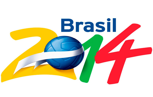 Brazil 2014 World Cup logo