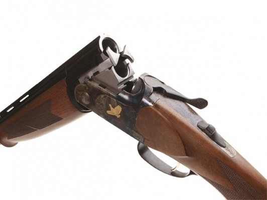 Lanber De Lux Sporter Shotgun Review Review Shooting Uk