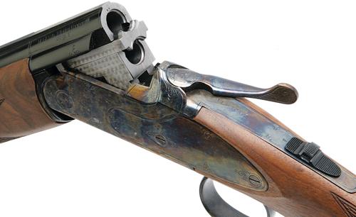Huglu 410 Over Under Shotgun Review Review Shooting Uk