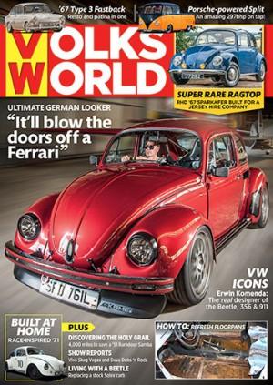 500hp German Look Beetle  Something to look at!! - Aircooled VW