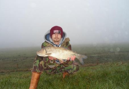 Chub: Gareth Evans' big chub