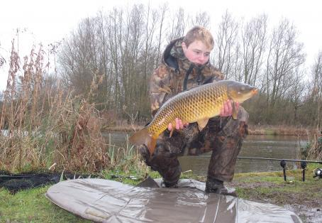 Common carp: winter carp