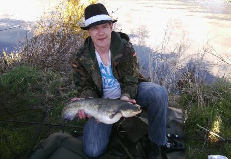 Catfish: first ever catfish