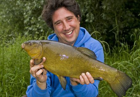 Tench: Gary Newman, Angler's Mail magazine weekly columnist