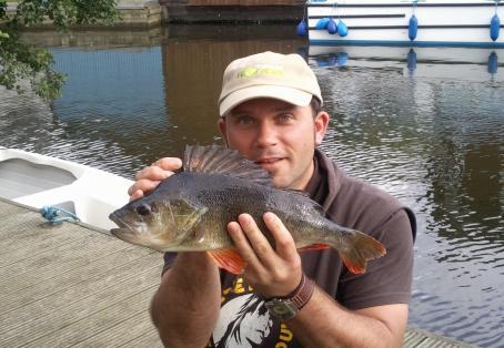 Fish Caught At Tidal River Bure Wroxham Norfolk Angler