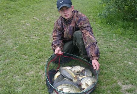 Common carp: 32lb of carp