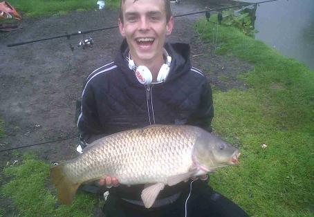 Common carp: Aaron's lovely carp
