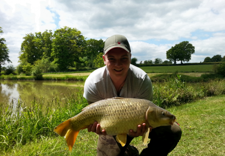 Common carp: 14.6 common carp