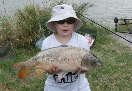 Ghost carp: I think i will let my dad catch some lol