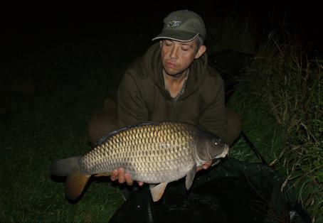 Common carp: Nice one