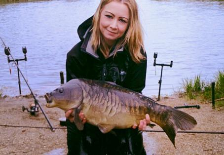 Mirror carp: Long awaited Doggetts catch