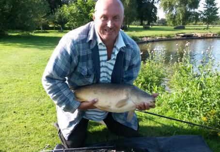 Mirror carp: #2brothers fishin