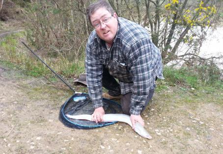 Eel: flukey eel