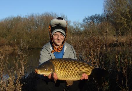 Common carp: charlie at topshill lake