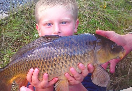 Common carp: Tyler's pb