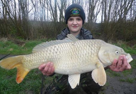 Common carp: 20LB 1OZ COMMON !! BIGGEST COMMON FOR ME!!