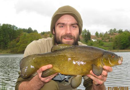 Tench: early morning wake up call