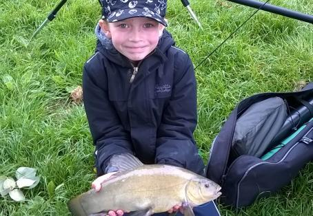 Tench: Tarran And Tench