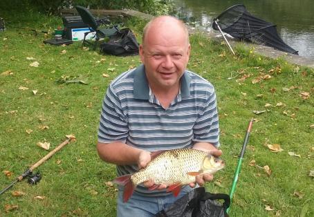 Rudd: 3 pound 2oz Hampshire Avon rudd