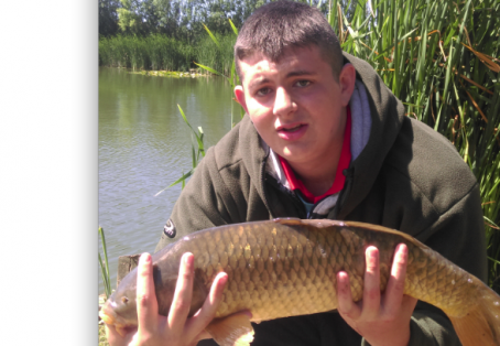 Common carp: My amazing catch