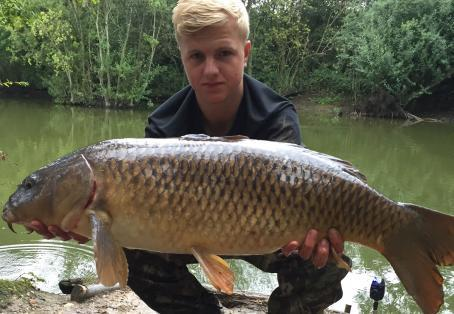 Common carp: New PB