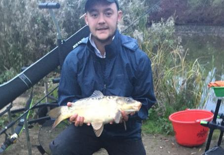 Ghost carp: My favourite catch this year