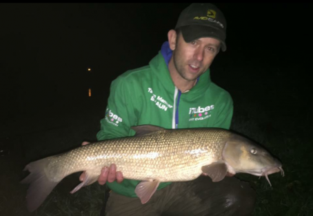 Middle Severn Barbel: First Season Targeting Barbel equals awesome P.B