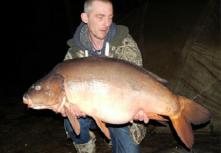 Mirror: Second fish in 48hr session