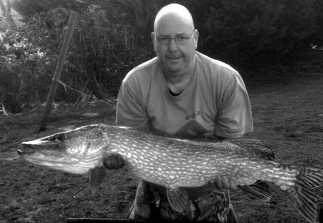 Pike: 26 lb pike