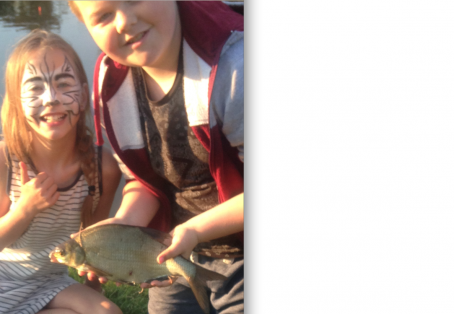 Bream: 2 and a half pound bream