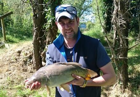 Mirror carp: one for my biggest catches caugh to day