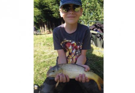 Common carp: PB 2lb Common