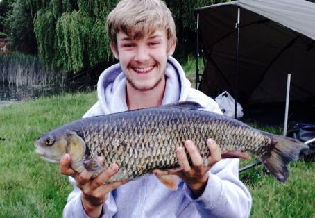 Chub: Great river Ouse chub!