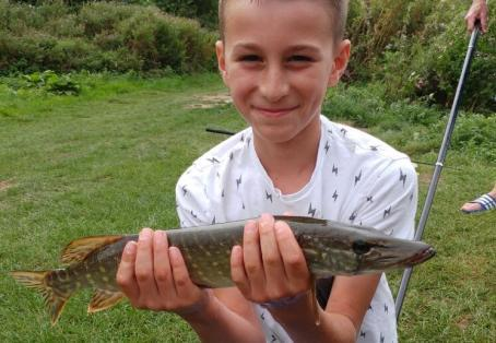 Pike: Sonny's First Pike