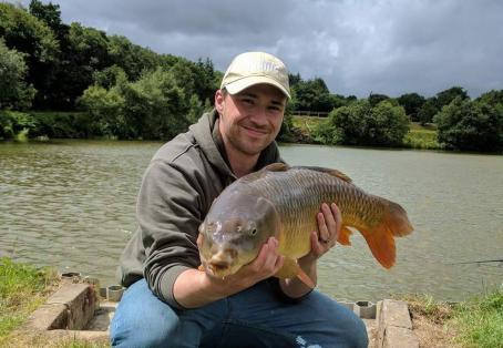 Common carp: 19lb Common