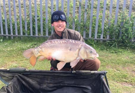 Mirror: Quality session topped of with this awesome carp